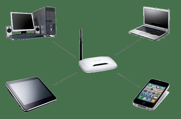 Устройство и принцип работы Wi-Fi сети